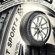 Шины Michelin Pilot Sport 4 S — улучшенная спортивная авторезина, высоко оцененная TÜV SÜD