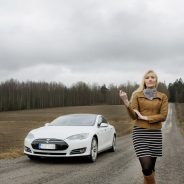 Tuulilasi подверг испытаниям на зимней трассе популярные люксовые автошины